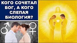 КОГО СОЧЕТАЛ БОГ, А КОГО СЛЕПАЯ БИОЛОГИЯ?