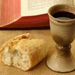 Иисус празднует свою первую пасху
