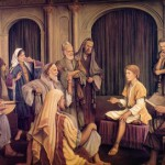 Сын послушный земным родителям