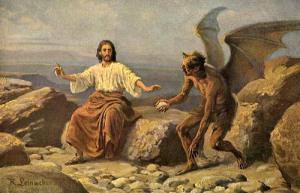 Всякое противление Слову Божьему исходит от дьявола