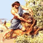 Урок 65. Самсон