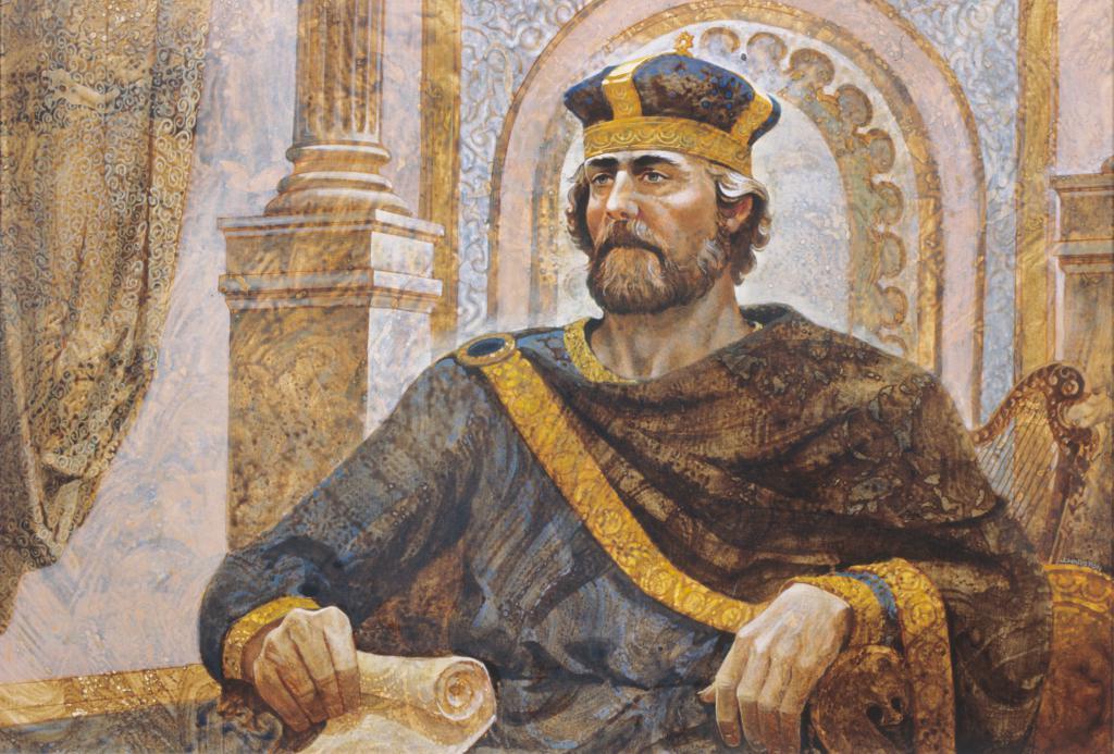 Воцарение Давида в Иерусалиме