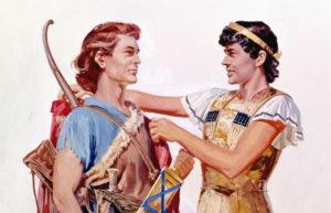 Урок 72. Дружба Давида и Ионафана