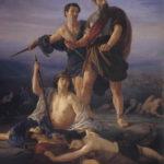 Урок 76. Смерть Саула и его сыновей
