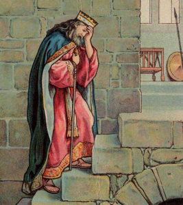 Урок 80. Грехи Давида и его раскаяние