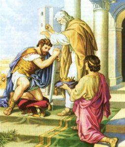 Царствование Давида в Хевроне